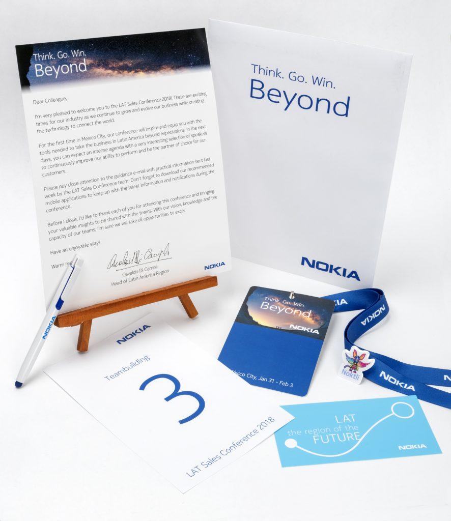 Material de apoyo y promocionales